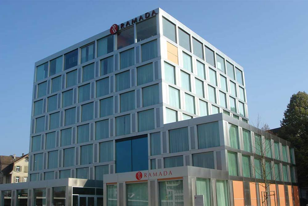HOTEL RAMADA (SUISSE) – FINITION 6WL SATIN